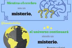 Ramón y Cajal cerebro
