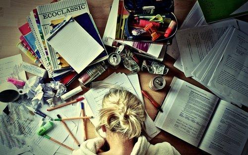 Mantén tu cerebro a tope durante los exámenes