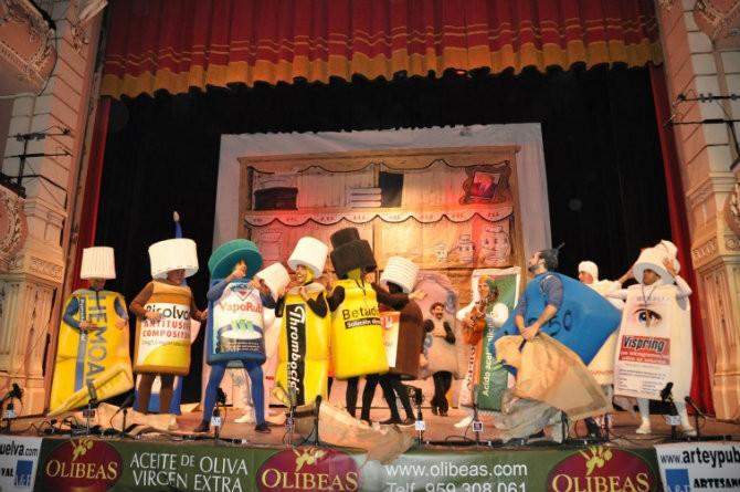 Los mejores disfraces farmacéuticos para Carnaval