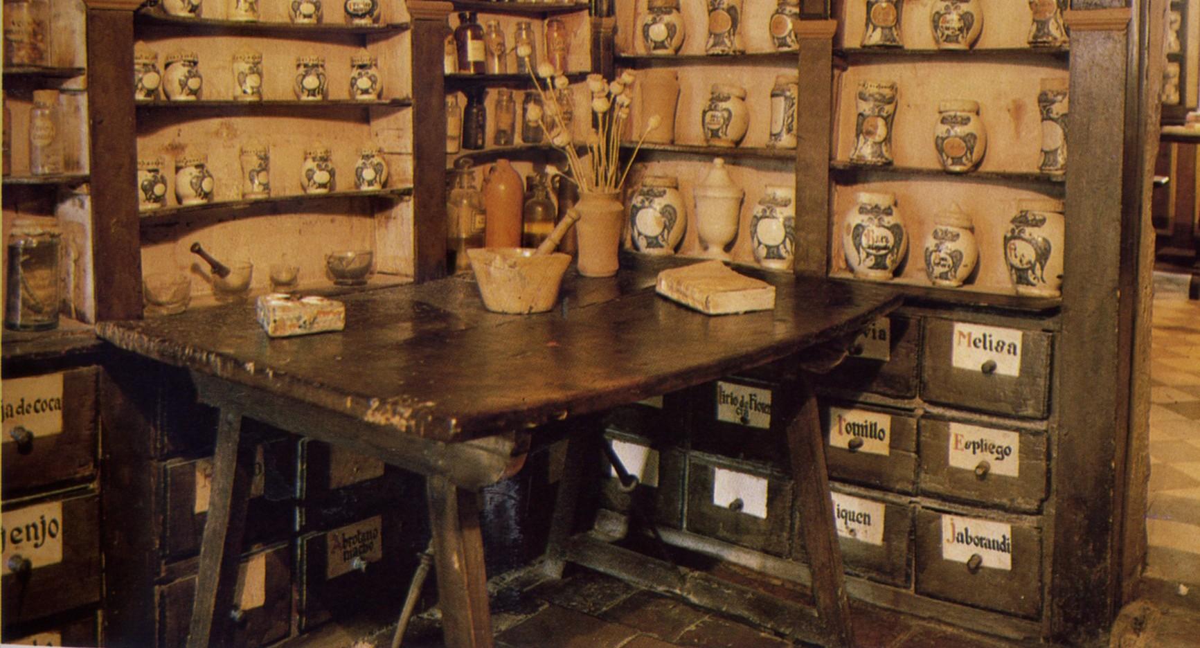La farmacia más antigua de España