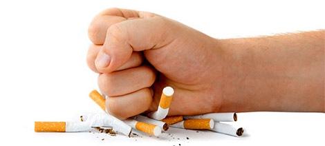 Deja de fumar, deja los malos humos